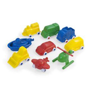 Minimobil: 9 cm (9 pieces)
