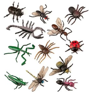 Insects (12 figures)