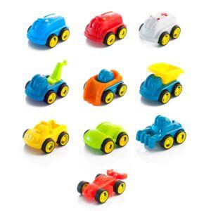 Minimobil: Go&Jobs 12 cm (10 pieces)