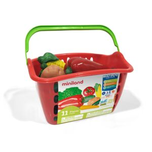 Vegetables Basket (11 pcs.)