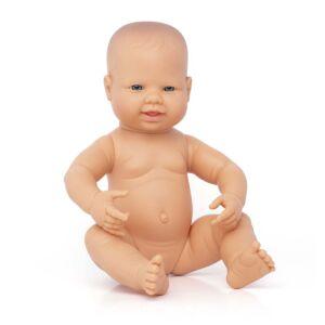 Newborn Baby Doll Caucasian Girl 40 cm