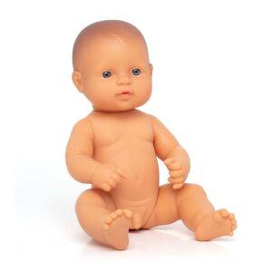 Baby Doll Caucasian Boy 32 cm