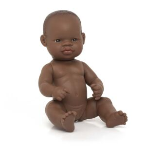 Baby Doll African Girl 32 cm