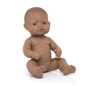 Baby Doll Hispanic Boy 32 cm