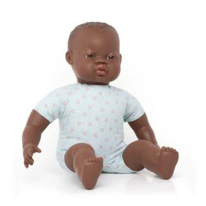 African Soft Body Doll 40 cm