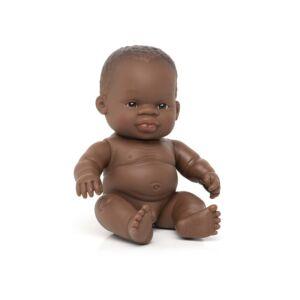Baby Doll African Boy 21cm