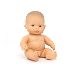 Baby Doll Asian Boy 21 cm
