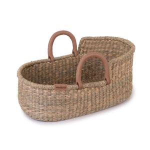 Seaweed Doll Moses Basket