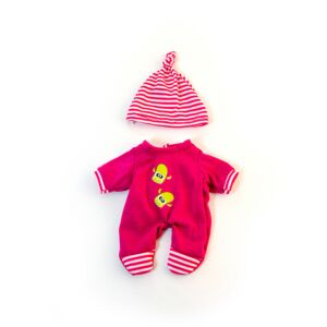 Cold weather pink pjs 21cm