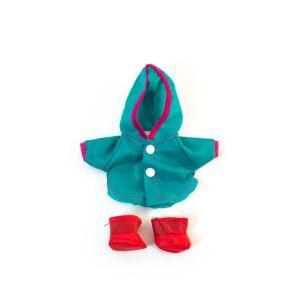 Raincoat + boots 21cm