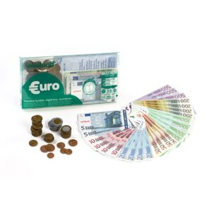 Euro Set: 28 bills + 80 coins