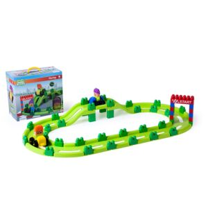 Super Blocks: Racing (70 pieces)