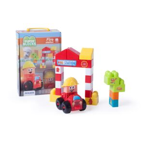 Super Blocks: Fire Station (22 pieces)