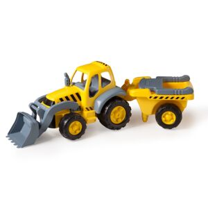 Super Tractor with Trailer