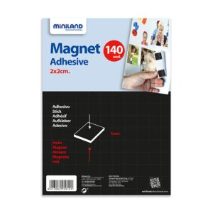Magnetic Adhesive A4
