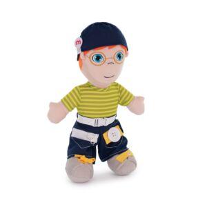 Diversity Fastening Doll: Caucasian Boy
