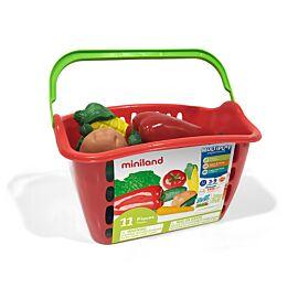 Vegetables Basket (11 pcs.)