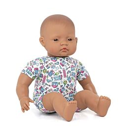 Hispanic Soft Body Doll 40 cm