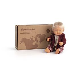 Baby Doll 38 cm (31051) + Clothes (31557)