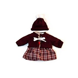 Cold weather dress set 38cm
