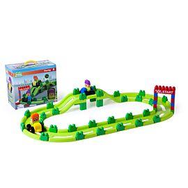 Super Blocks: Racing (70 pieces)