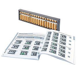 Soroban Abacus Set