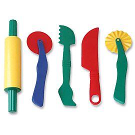 Dough-Plasticine Accesories Set 22 Cm