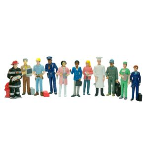 Figuras de oficios (11 unidades)