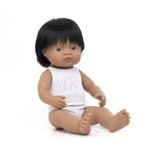 Muñeco de 38 cm latinoamericano (niño)