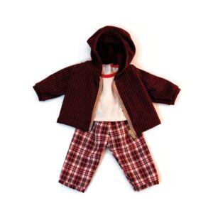 Conjunto frio pantalon 40cm