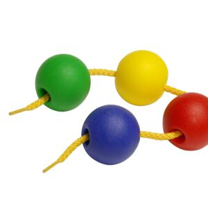 Bolas ensartables de 25 mm (100 piezas)