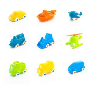 Minimobil: 9 cm (36 unidades)
