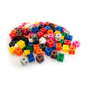 Cubos de 2 cm (100 piezas)