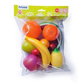 Frutas (15 unidades)