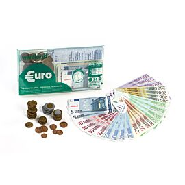 Set Euro: 28 billetes + 30 monedas