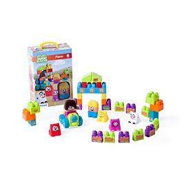 Super Blocks: Farm (38 piezas)