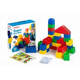 Super Kim Bloc (40 piezas)