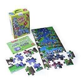 Flexi Wild Maxipuzzle