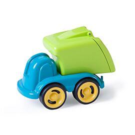 Minimobil: Dumpy Camión de reciclaje