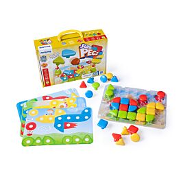 Superpegs (32 piezas) - Bright Colors