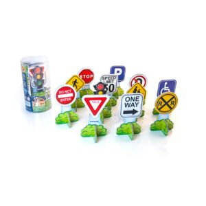 Minimobil: Traffic Signs (USA)