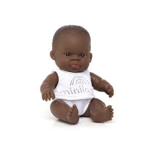 """Baby Doll African Boy 8¼"""""""