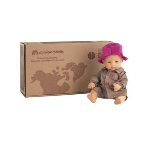 """Baby Doll 12 5/8"""" + Clothes"""