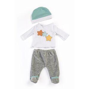 2 piece pajama set in grey