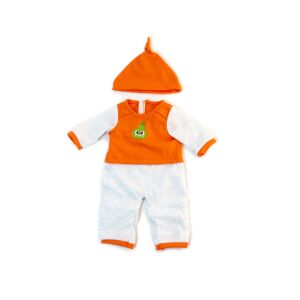 "Cold weather orange pjs 15"" & 15¾"""