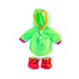 """Raincoat + boots 12 5/8"""""""