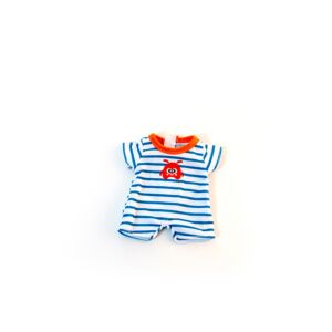 Warm weather stripes pjs 8¼""