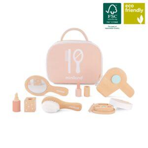 Doll Wooden Beauty Set