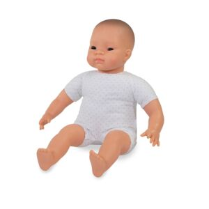 Soft body dolls asian 15¾""