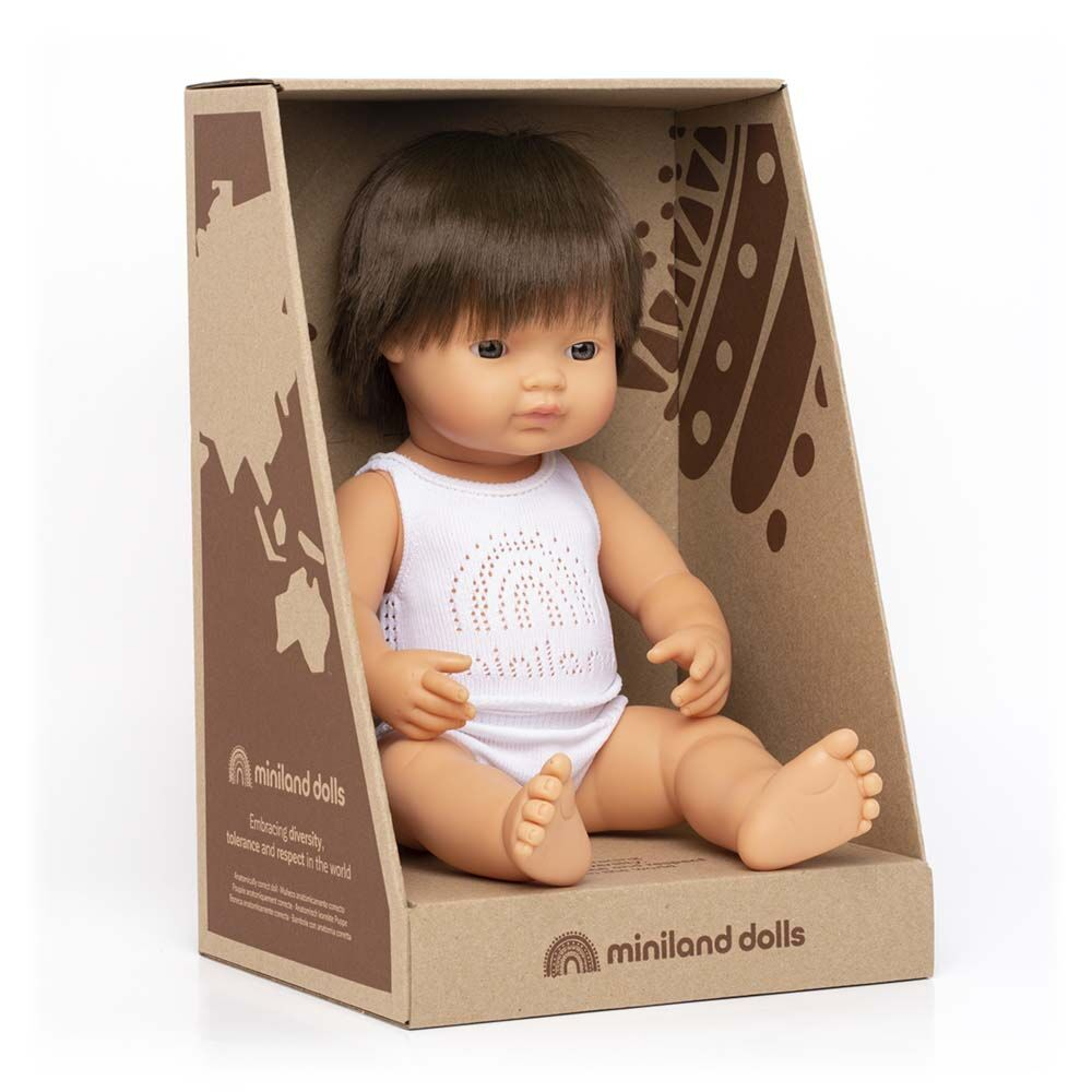 Miniland Baby 89194 THERMIBAG DOUBLE DENIM blau